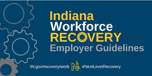 Indiana Workforce Logo
