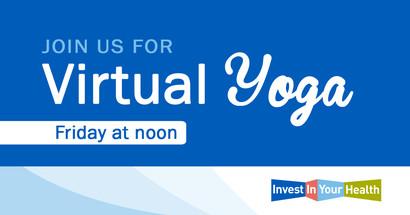 virtual yoga promo