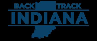 Back on track Indiana plan logo