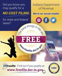File your taxes for free with INFreefile