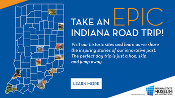 Indiana State Museum promo