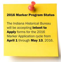 marker program status