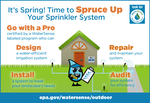 Sprinkler Spruce-Up!