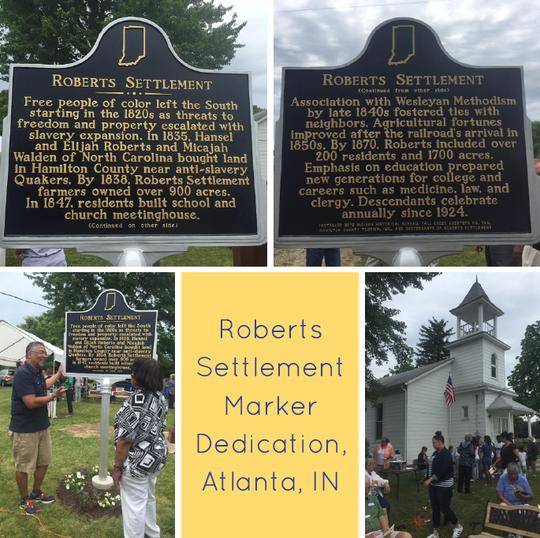Roberts Dedication