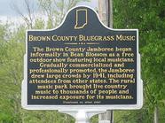 bluegrass marker