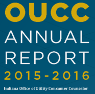 OUCC Annual Report