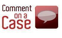 Case Comments