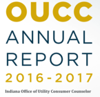 OUCC 2016-2017 Annual Report