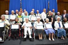 Golden Hoosier Award Recipients
