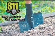 National 811 Day - Call Before You Dig!