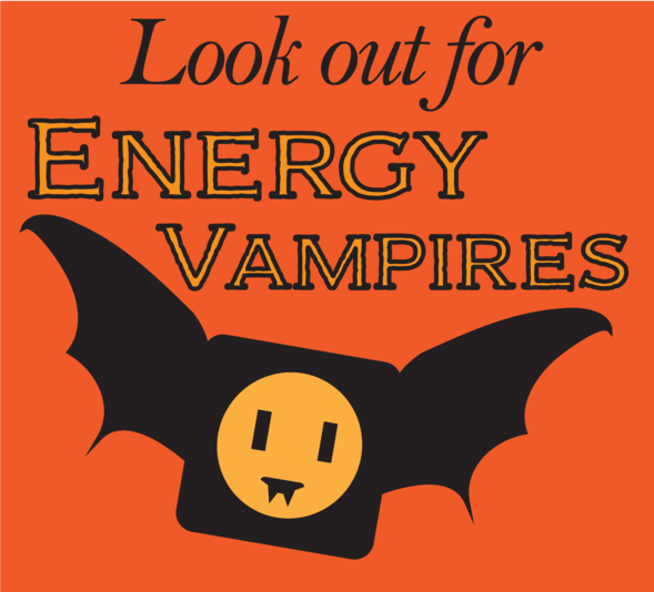 Beware of Energy Vampires
