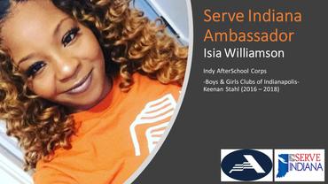SI Ambassador-Isia