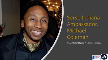 Ambassador #5 Michael Coleman
