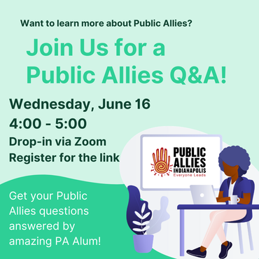 Public Allies Event_May Content