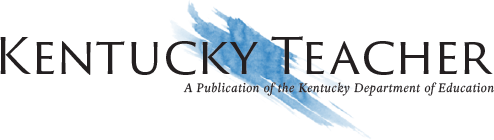 Kentucky Teacher logo