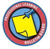 Professional Learning Bulletin Board