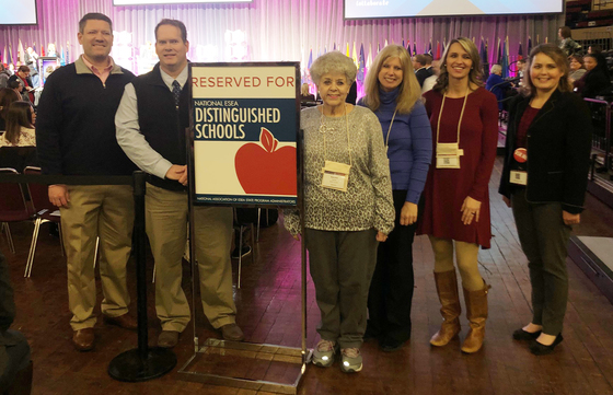 Perryville Elementary wins national award.