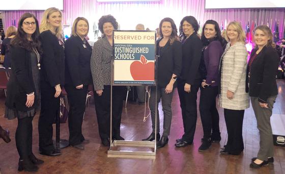 Gamaliel Elementary school honored by national organization.