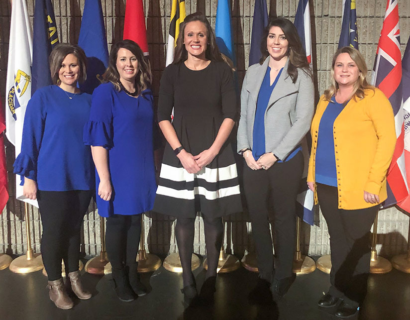 Sublimity Elementary School (Laurel County) was recognized as a 2019 National ESEA Distinguished School.