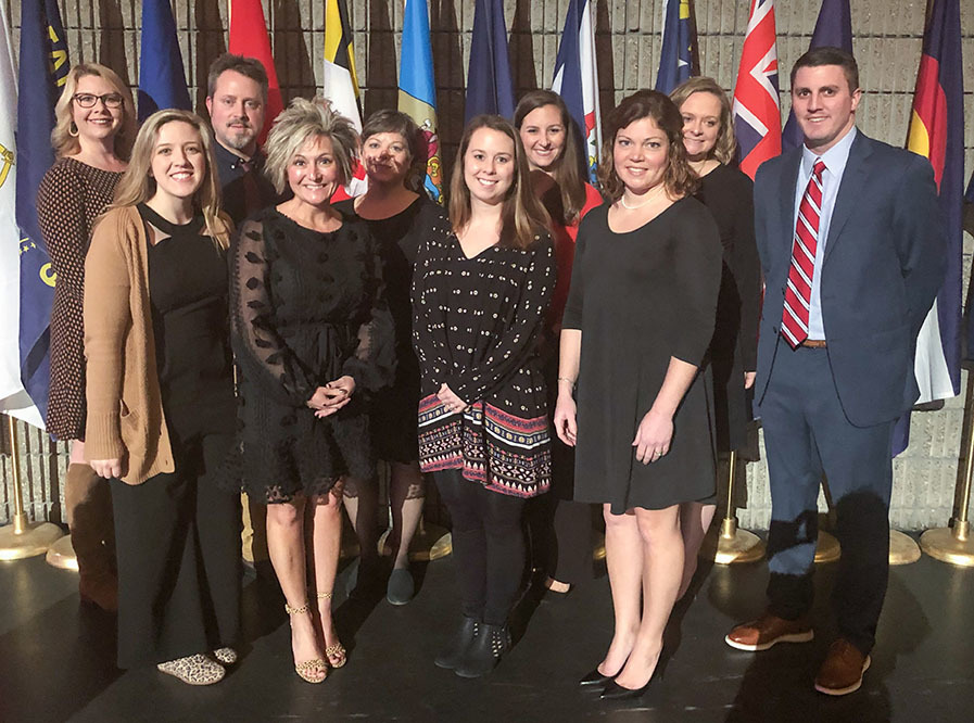 Reidland Elementary School (McCracken County) was recognized as a 2019 National ESEA Distinguished School.