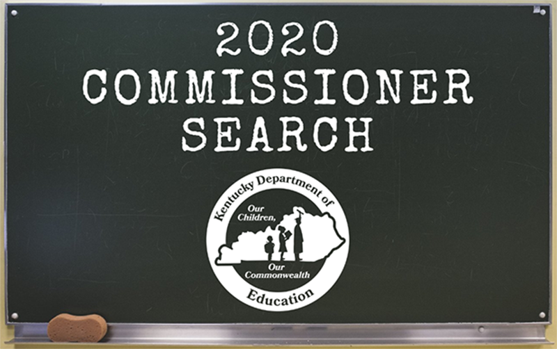 2020 Commissioner Search