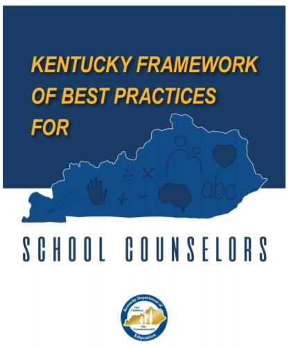 KY Framework of Best Practices for School Counselors Cover