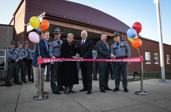 Grand Opening of New KSP Elizabethtown Facility ...