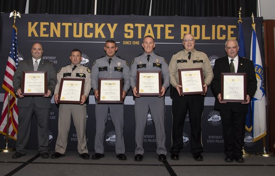KSP 'Of the Year' Winners
