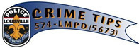 LMPD Crime Tips logo