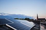 Solar Panes in Louisville