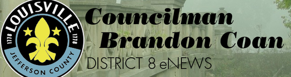 District 8 eNews Header
