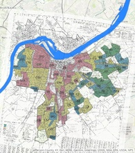 CHE redlining map
