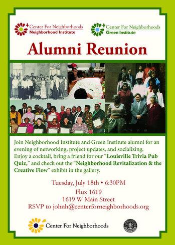 CFN Alumni Reunion