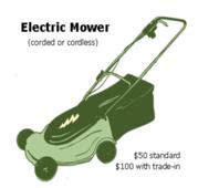 lawn care equipment rebates