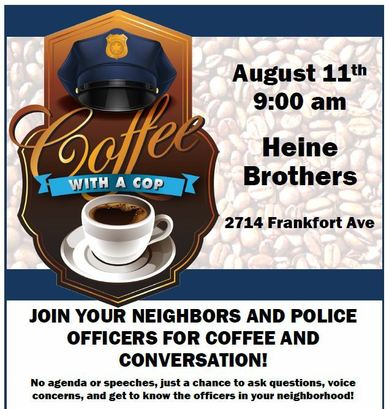 coffee with cop