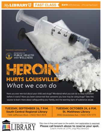 HeroinHurtsClass