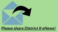 District 8 Enews Share icon