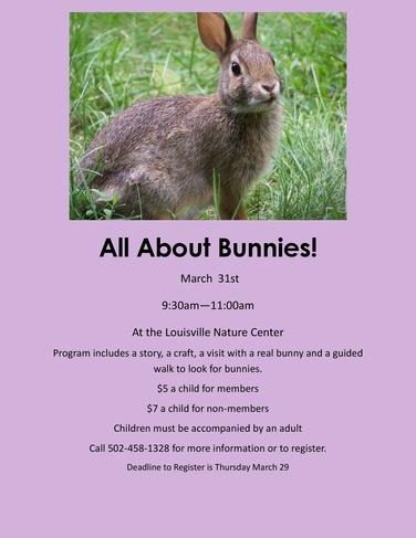 Louisville Nature Center Camp