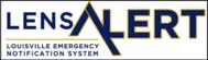 LensAlert logo