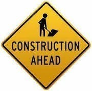Construction Ahead