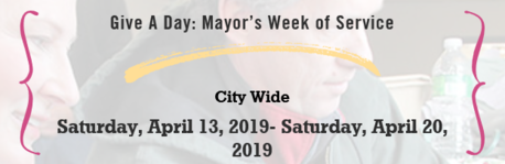 mayor's give a day