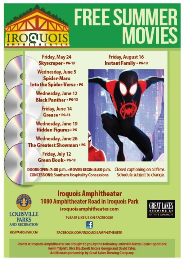 roquois Amph Movies2019