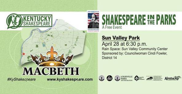 sv shakespeare