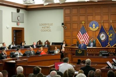 mayor's budget address