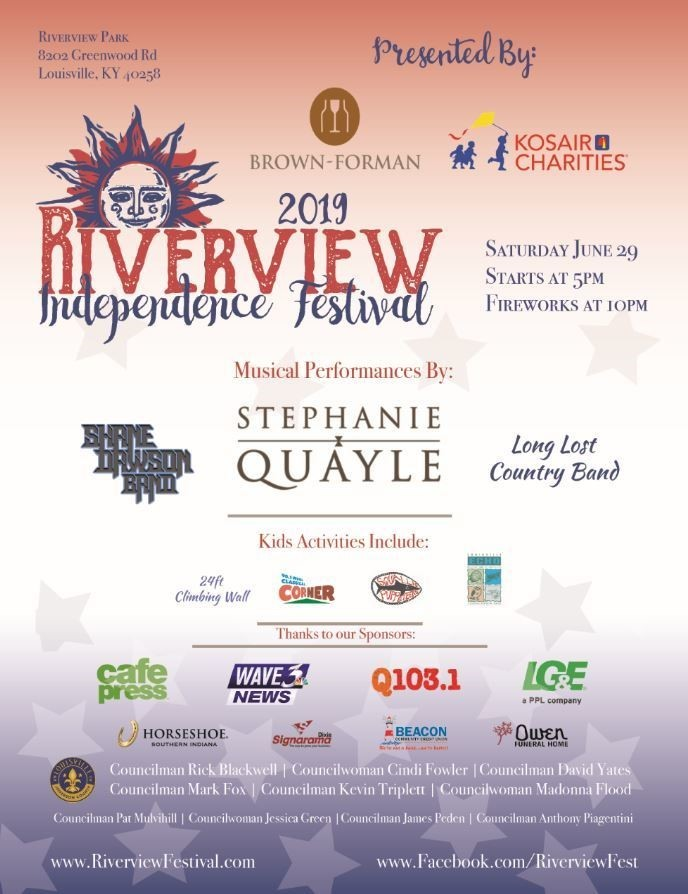 Riverview Independence Festival