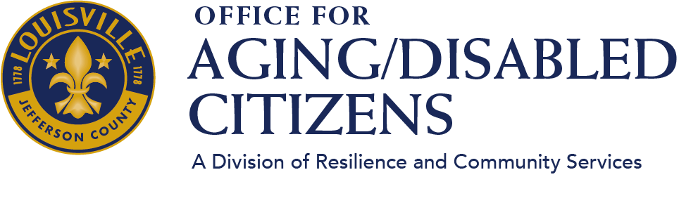 Aging and Disabled Citizens logo