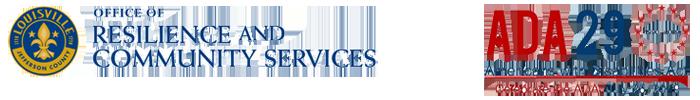RCS/ADA logo