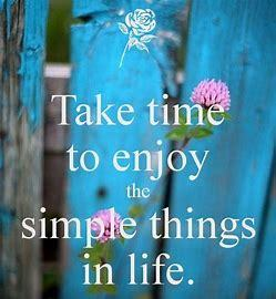 Simple Things Graphic