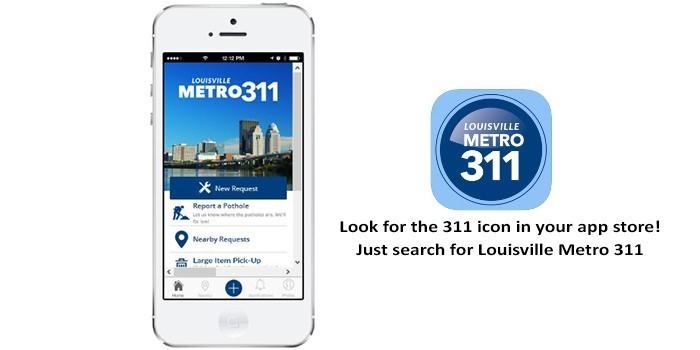 Metro 311 Phone Graphics