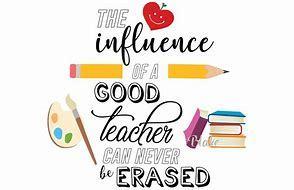 Teachers' Influence